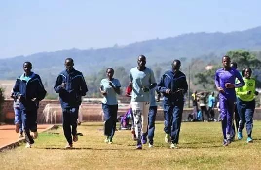 非洲难民,他们有资格参加里图片