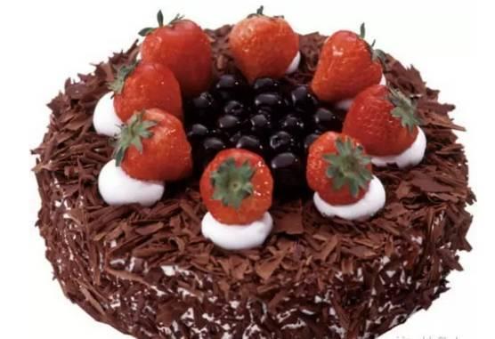 黑森林蛋糕制作方法,值得收图片
