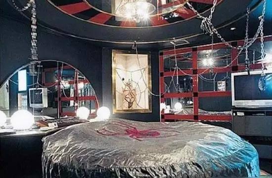 歪酒店的情趣房,看得人脸红心跳的国人泸州情趣有哪里图片