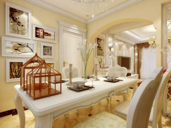 新凯家园一期-三居室-95.00平米-客厅装修效果图