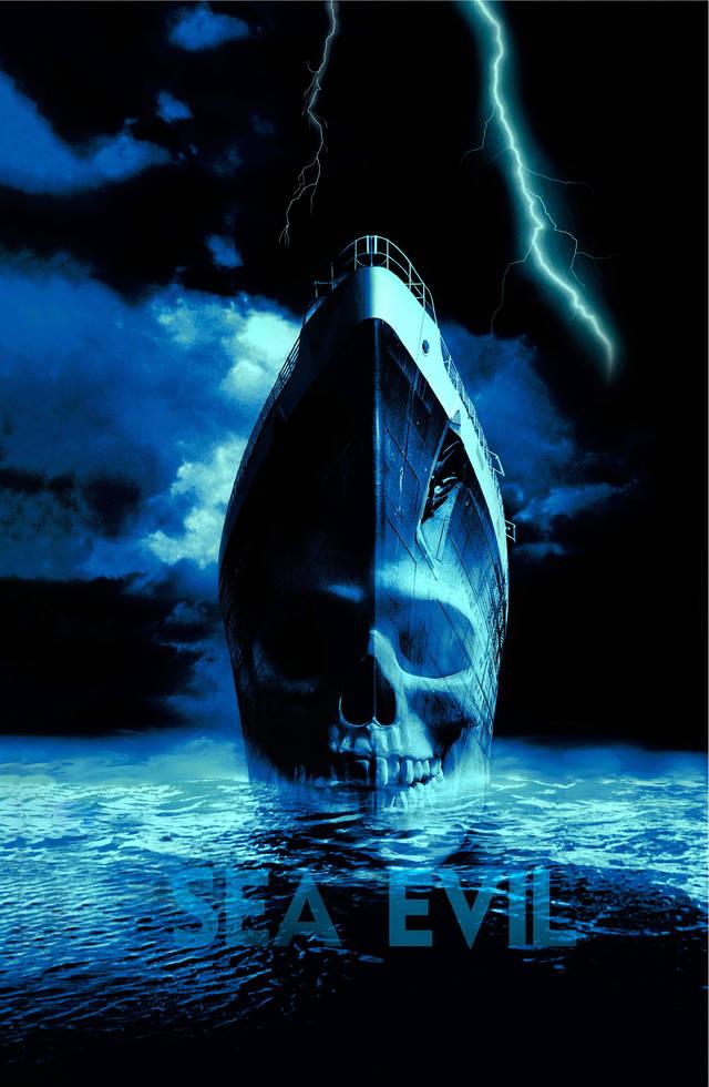 让我印象深刻但并不会产生恐惧反而让人心旷神怡的恐怖片《幽灵船》