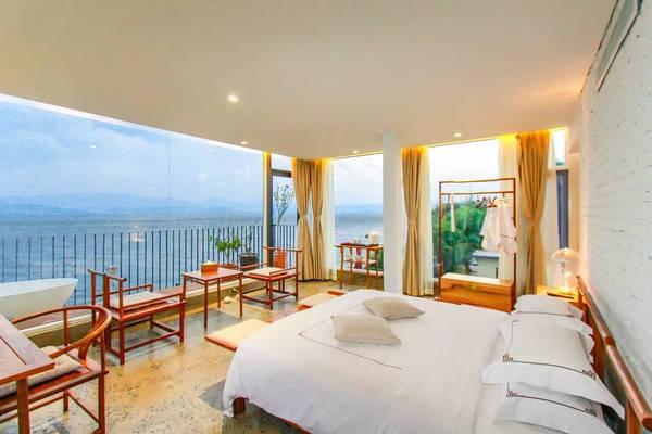 为马云做过设计的建筑师在洱海边建了这家民宿澳洲建筑设计都多久图片