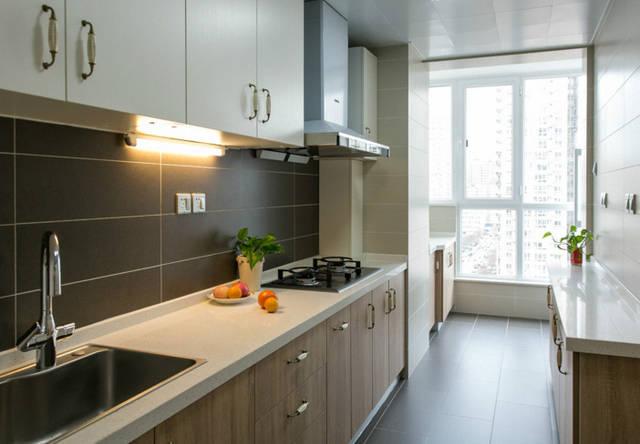 小户型厨房装修4大注意事项,不看会后悔哦!