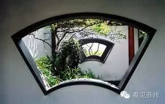大学的教授陈从周先生 还特地将它刻意印在所著《苏州园林》的封面上图片