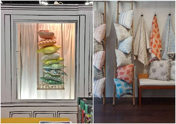 2016家纺装潢设计、陈列字体全集欣赏微信构成橱窗设计图片大实例图片