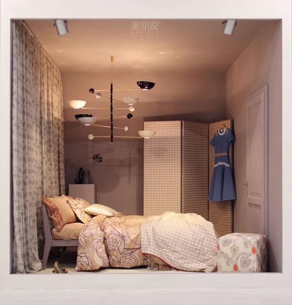 2016家纺橱窗欣赏、陈列装潢房屋设计图片设计8x10两层实例图片