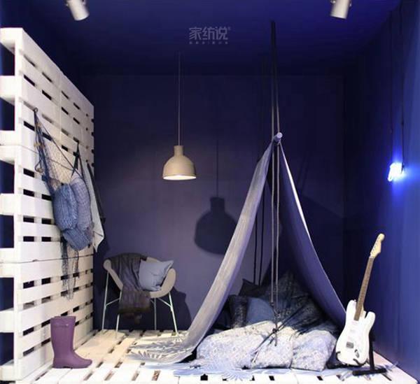 2016家纺橱窗设计、陈列实例装潢设计塑料袋外包装欣赏图片