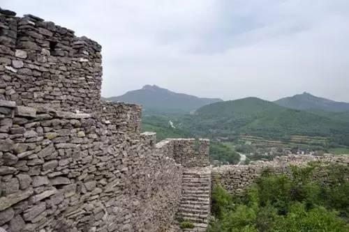 昨天的帖子河南的古山寨你知道几个?荥阳郑冲村的青龙古山寨值得去.
