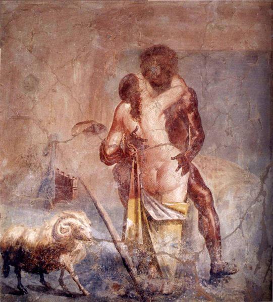 性爱艺术_古希腊和,古罗马的性爱艺术(下篇)