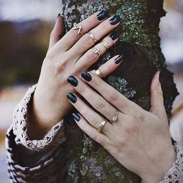 13种戒指戴法 ,潮梵希让你成为戒指达人