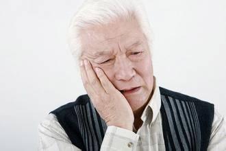 老人口腔痛_深圳南山种植牙安全吗
