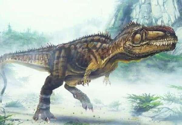 这种恐龙比霸王龙更加蛮横嗜杀,咬合力达15吨