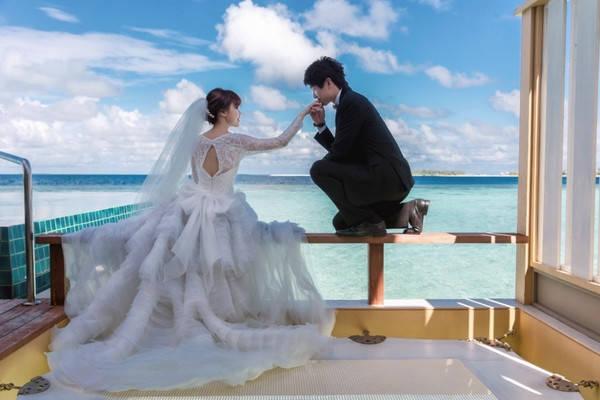 马尔代夫拍视频和写真的经验之谈网站情趣婚纱免费图片