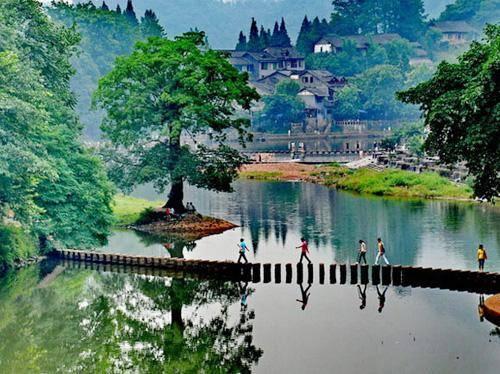 西安攻略古镇旅游攻略成都到婺源的旅游周边图片