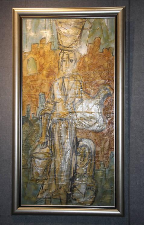 """他的佳作《女人iii》曾入选""""世界拍卖最贵的十大名画"""",目前位居第六名图片"""