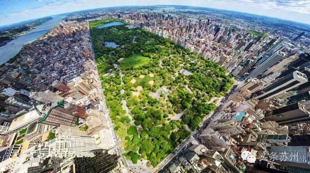 相城将建超大中央公园,媲美纽约Central?Park!未来大苏州请向北看!
