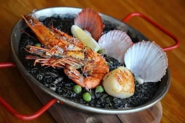 北京最特色的西班牙海鲜饭地图荔湾美味美食图片