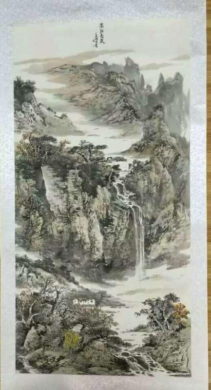 赵雪癹nm9�c9h�9�9g.��b_知名实力派画家——赵雪