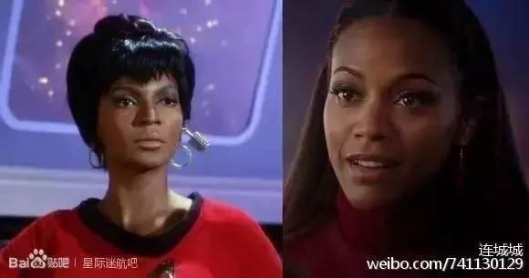黑人女人黄色电影_而她也是科幻片领域第一个重要黑人女性角色.