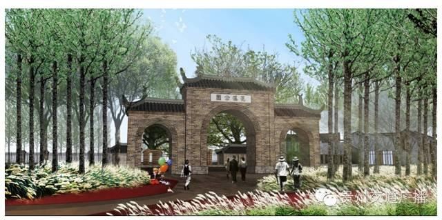 花溪公园今年国庆开园  46个景点美到你哭!