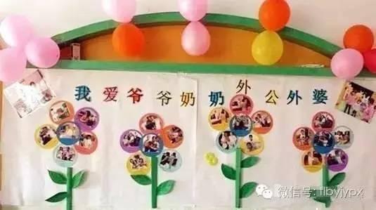 【节庆主题】幼儿园重阳节活动方案图片
