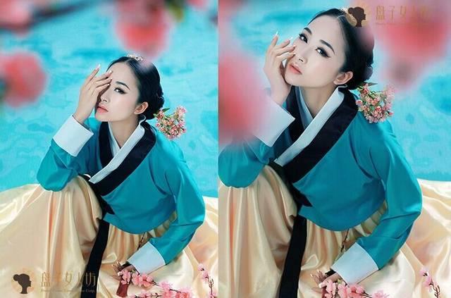 北京古装写真多少钱?
