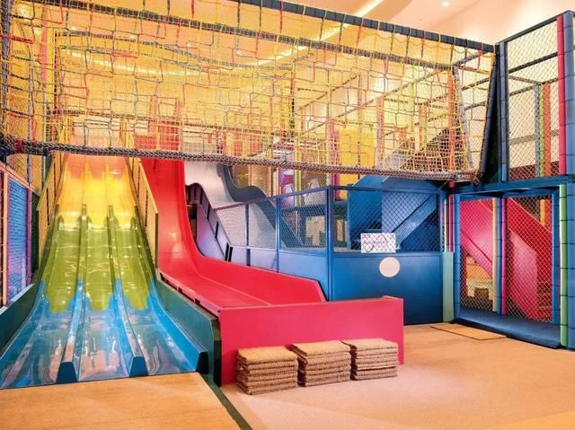 儿童探险乐园@北京嘉里中心slide,scream&swirl@kerryadventurezone