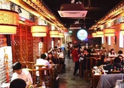 北京好吃的餐厅_北京胡大饭馆.宵夜(下瓦房站)
