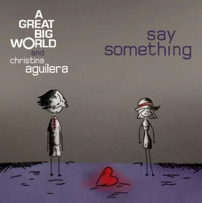 something什么意思_着调晚安 | say something!my dear lover