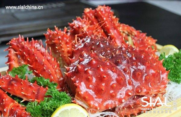 美味帝王蟹 其背后捕捞却是这么惊心动魄