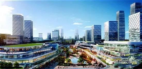 揭开面纱:告诉你一个真实而壮美的邯郸东区