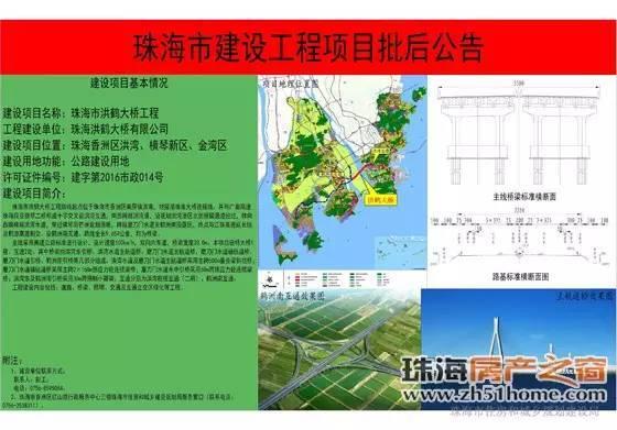 洪鹤大桥规划终于确定了 途经洪