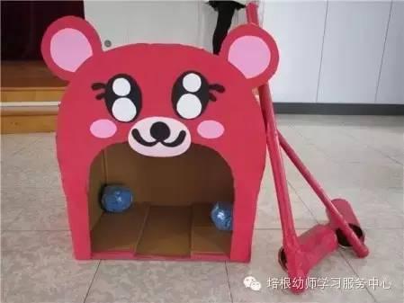 赶小猪制作步骤_赶小猪工具怎么做纸箱_幼儿园赶小猪法