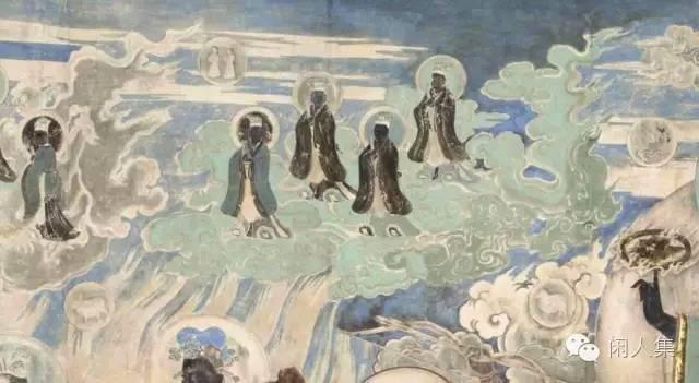 趣谈| 敦煌壁画中的十二星座图片