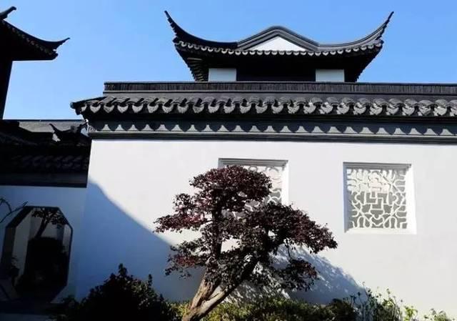 苏州绿城桃花源,传统建筑的美!