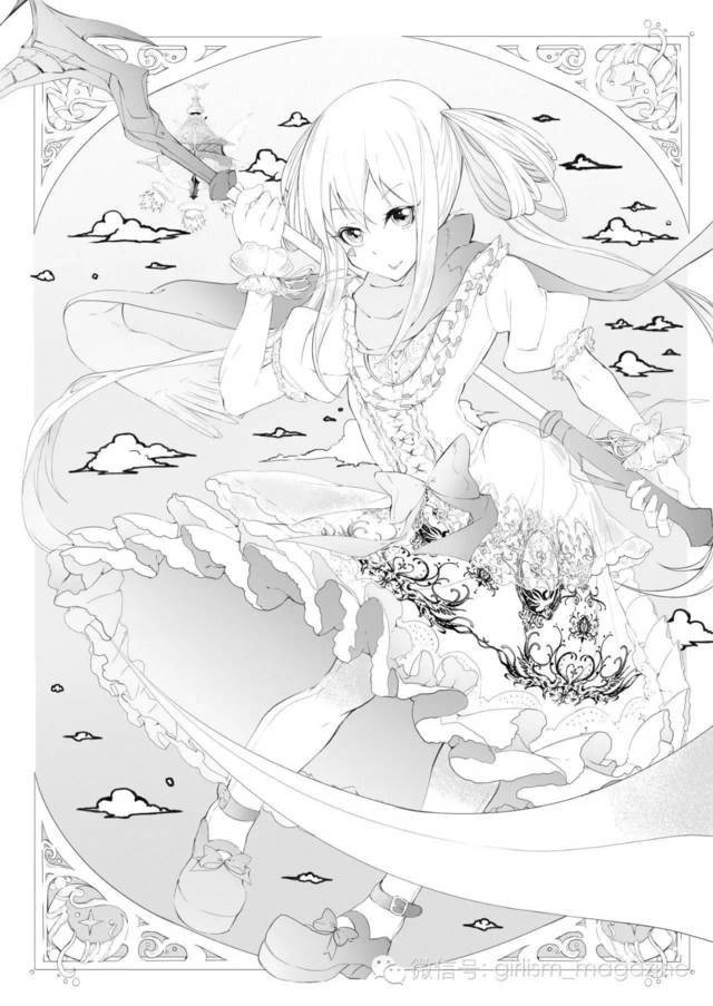 lolita主题短篇漫画:《carnival》图片