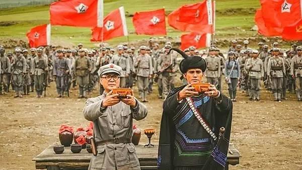 是的,今年正好是纪念红军长征胜利80周年!