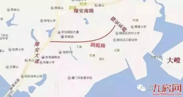 拟建于翔安区大嶝岛(东南), 翔安的朋友坐飞机是不是很方便呢!