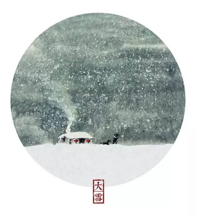 岭南长夏无冬,中大有位小林老师画出了二十四节气