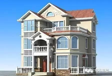 10套造价30万左右的新农村别墅设计,哪个您最爱