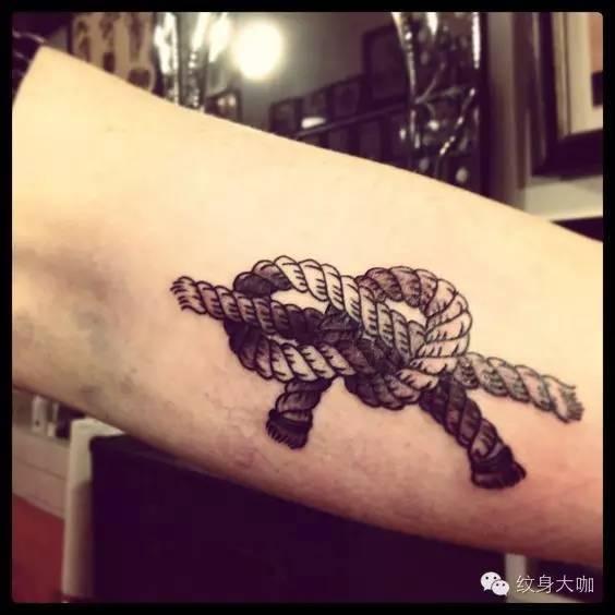 纹身素材:绳子-教育频道-手机搜狐