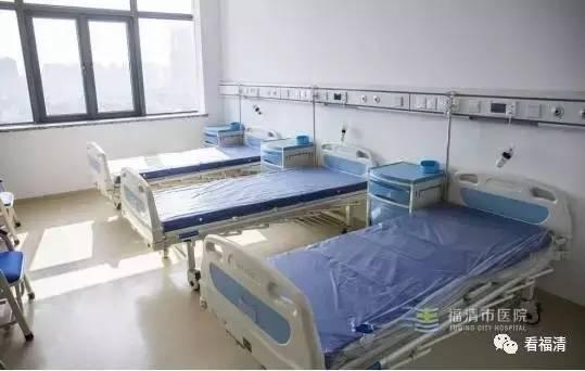 福清医院新院详细平面图曝光 再也不会摸不着方向啦