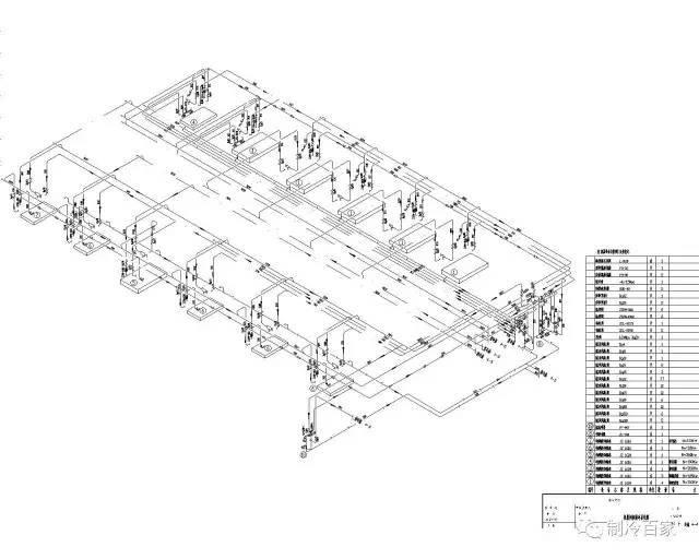 我们先来看看截图: 全网最全的50套冷库设计原图, cad格式的!图片