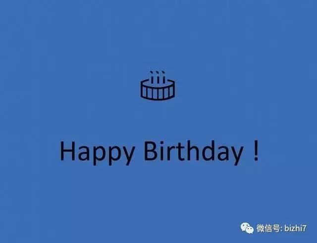 happy birthday图片 生日快乐壁纸图片大全