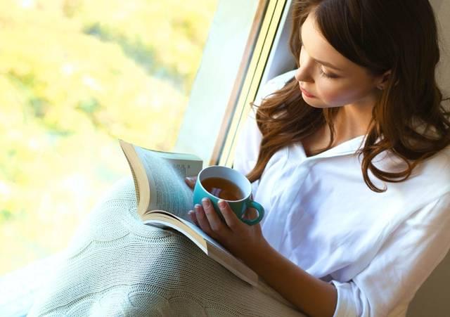 你有多久没看书没捯饬自己了?