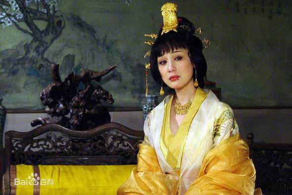 古装美女手绘王妃皇后