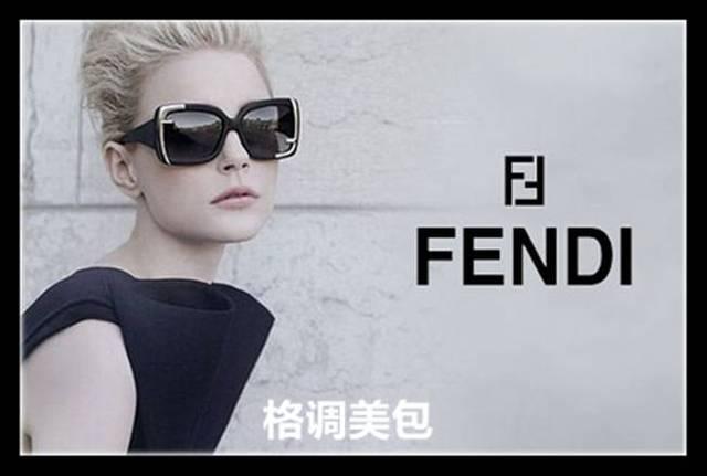芬迪品牌标志的变迁过程,原单包工厂货源一件代发