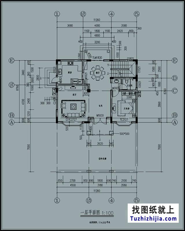 屋顶防雷装置平面图,配 电系统图卫生间局部等电位联接示意详图,弱电图片