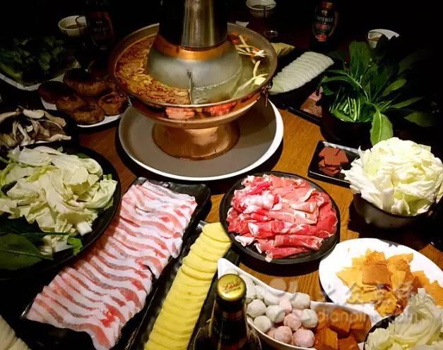 大铜锅子涮肉,李沧这几口老北京火锅老带劲了!