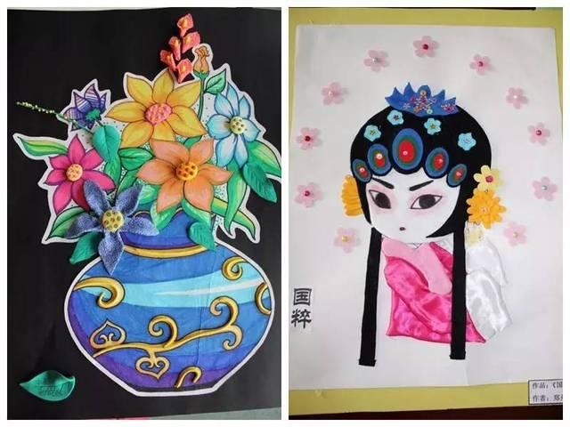 华昱童馨幼儿园 | 教师手工作品大比拼,创意十足,精美